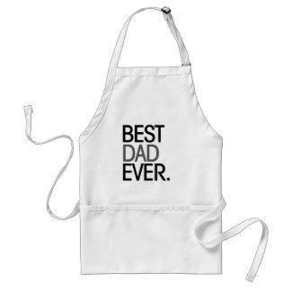 Best Dad Ever Aprons
