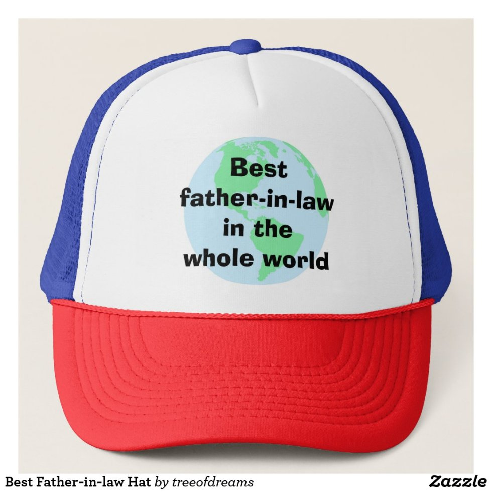Best Father-in-law Hat