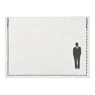 Best Man or Groomsman's Card Case Wallet Tyvek® Card Case Wallet