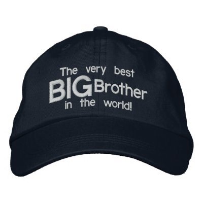 Big Brother - Embroidered Hat