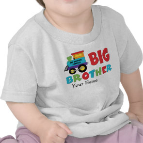 Big Brother Train T Shirt