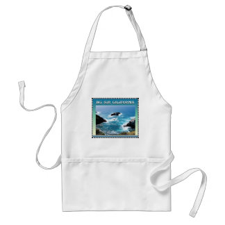 Big Sur California Apron