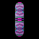 Billiards Reworked Geometrix Skateboard