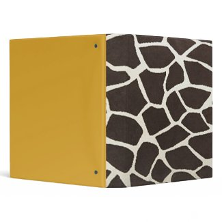 binder giraffe binder