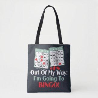 Bingo Players Tote Bag