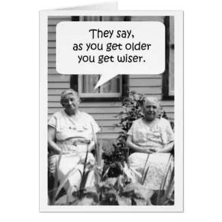 Birthday Card - genius