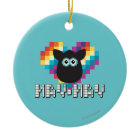 Bitmap Furby: May-May Christmas Tree Ornament