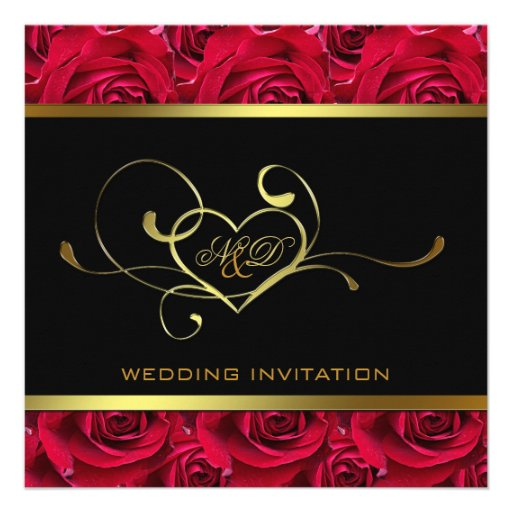 Quality Card Wedding Invitations