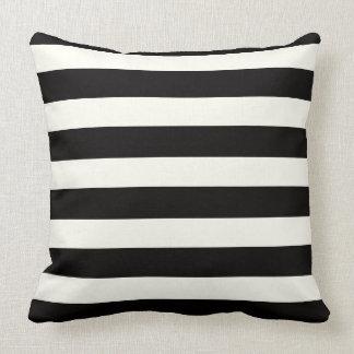 Black And White Salt Pepper Cowhide Pillow Hugo Hides