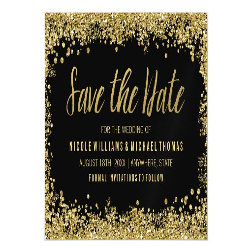 High Quality Save Date Cards
