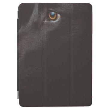 black lab iPad air cover