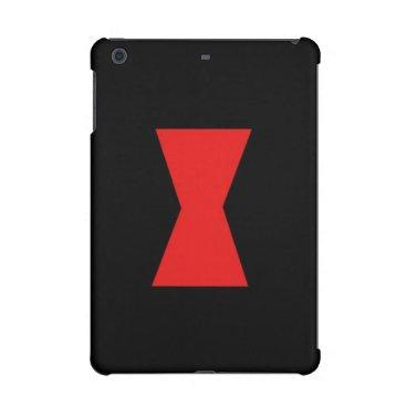 Black Widow Symbol iPad Mini Retina Case