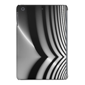 Blk and White Abstract Ipad Mini Cases