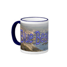 Blue Beach Song™ - Mug