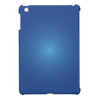 Blue Burst Design Cover For The iPad Mini
