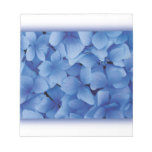 Blue Hydrangea Blossoms notepads