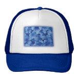 Blue Hydrangea Blossoms hats