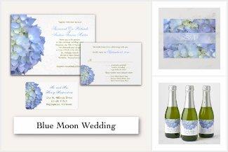Blue Moon Hydrangea Wedding and Events