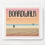 Boardwalk mousepads