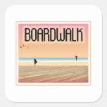 Boardwalk stickers