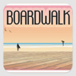 Boardwalk stickers