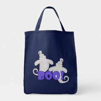 Boo! Ghost: Halloween Bag