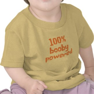 Booby Powered shirt