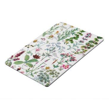Botanical Illustrations iPad Pro Cover