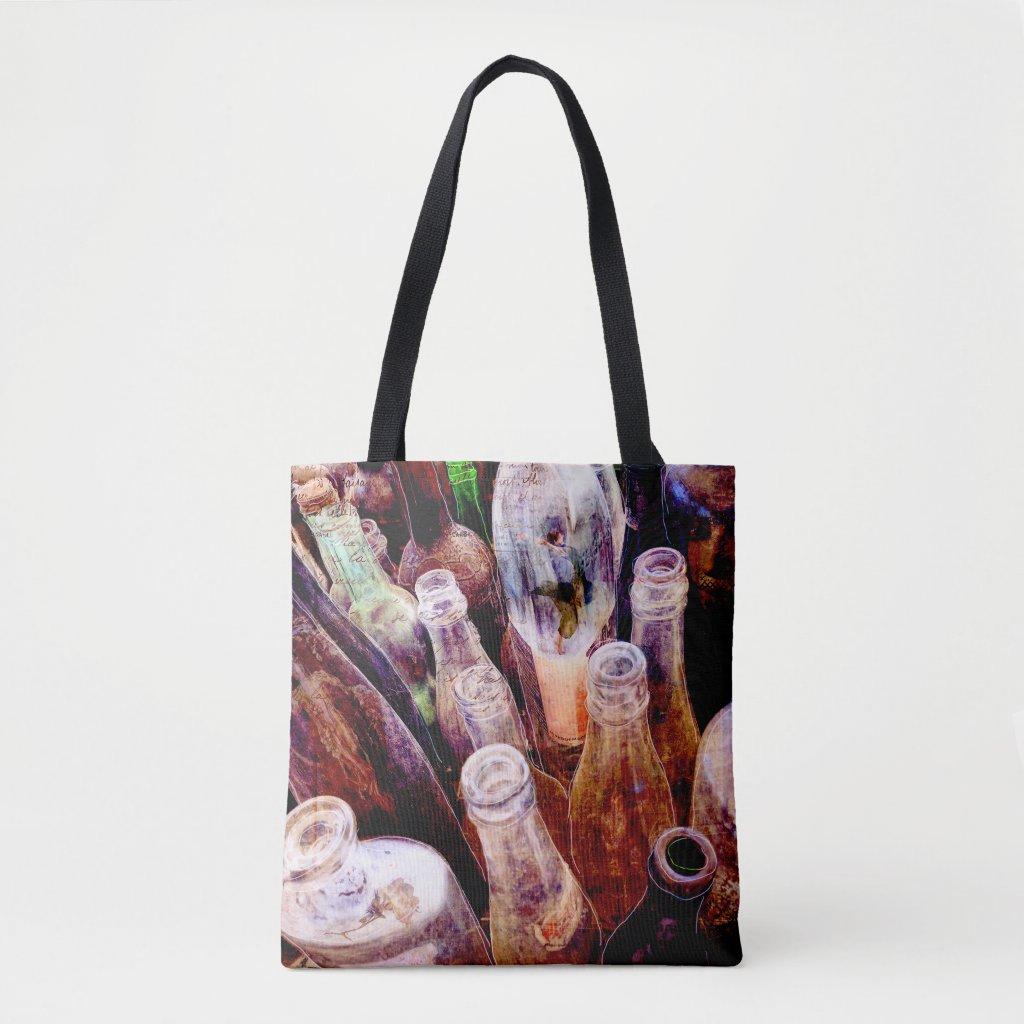 Bottled Tote Bag