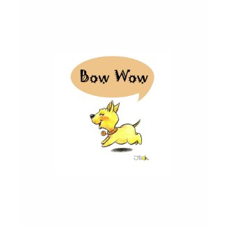 bow wow shirt