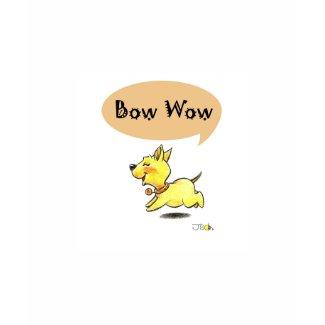 bow wow shirt