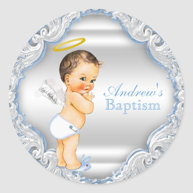 Create Your Own Christening Invitations