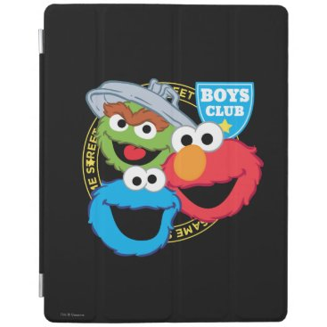 Boys Club Monsters iPad Smart Cover