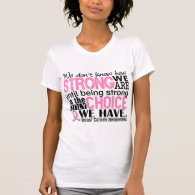 Breast Cancer How Strong We Are Tees