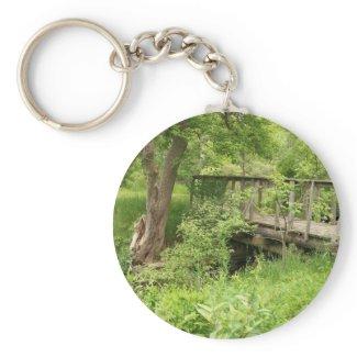 Bridge Keychain keychain