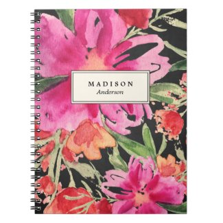 Bright Floral | Note Book