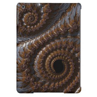 Brown Sugar Fractal Art Ipad Air Case