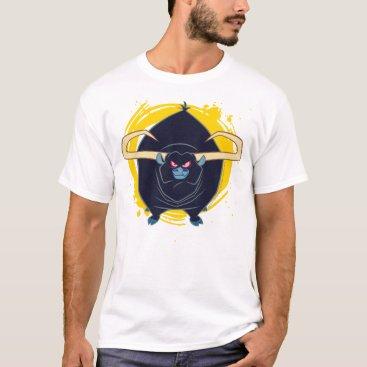 Bull Smiling T-Shirt