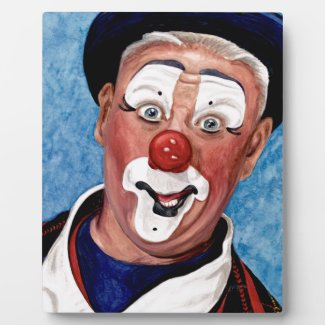 Bungles TheClown Photo Plaques