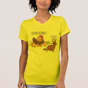 Bunny makes chocolate poop funny cartoon tshirts