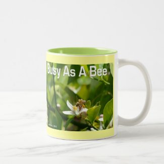 Busy as a Bee - Mug