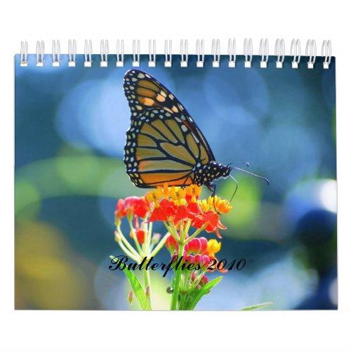 Butterflies 2010 Calendar calendar