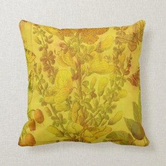 Butterfly Cascade Cushions © Sarah Vernon
