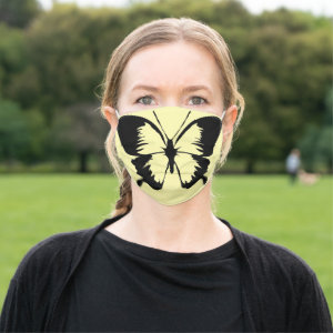 Butterfly Cloth Face Mask