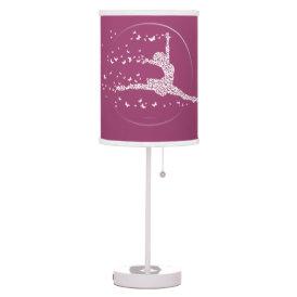 Butterfly Dancer Desk Lamp