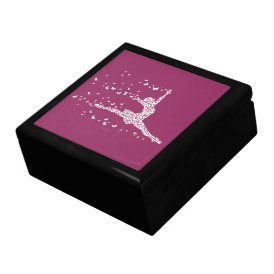 Butterfly Dancer Gift Box