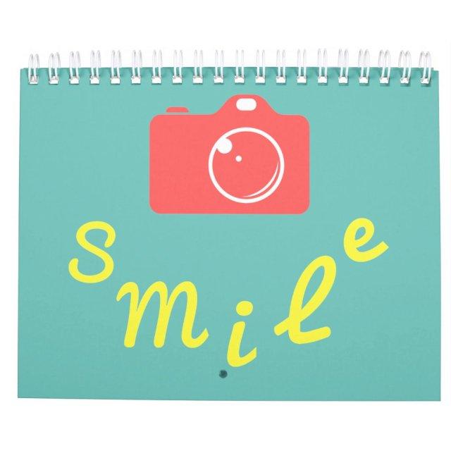 Calendario Sonríe  Smile