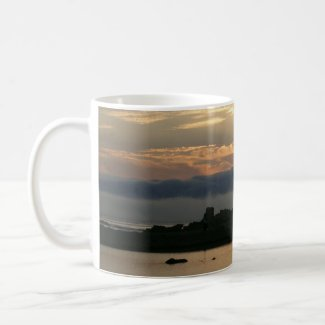 California Coastline - Carmel Sunset - Mug