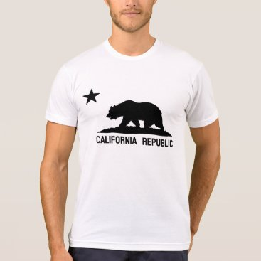 California Republic - CA Bear T-Shirt