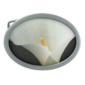 Calla Lily - Belt Buckle
